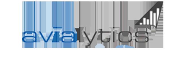 Logipad Partner: Avialytics Logo