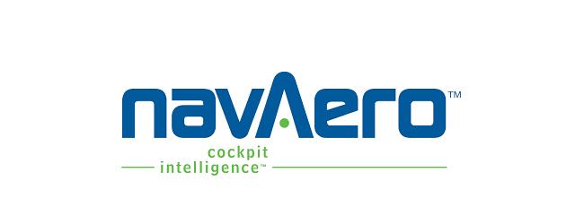 Logipad Partner: navAero Logo cockpit intelligence