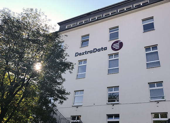 DextraData Headquater in Essen, Germany