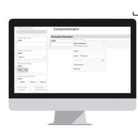 The eForm Generator is a multi-platform tool to build eForms.
